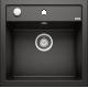 Chiuveta BLANCO DALAGO 5, silgranit, negru, 50 cm, 525871
