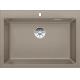 Chiuveta BLANCO PLEON 8 Silgranit InFino, trufe, 70 cm, 523050