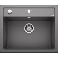 Chiuveta BLANCO DALAGO 6, silgranit, gri piatra, 60 cm, 518850