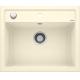 Chiuveta BLANCO DALAGO 6, silgranit, jasmin, 60 cm, 514592