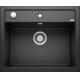 Chiuveta BLANCO DALAGO 6, silgranit, neagra, 60 cm, 525873