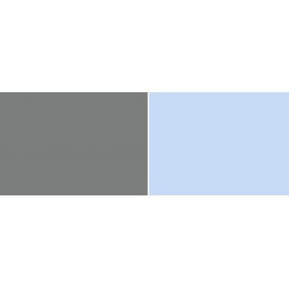 Panou antistropire AluSplash gama Elements Smoked Amber / Glacier Blue, 564.64.130, 4100x750 mm, 4 mm grosime, suprafata mata