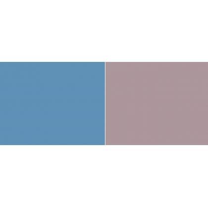 Panou antistropire AluSplash gama Elements Blue Lagoon / Frosted Flora, 564.64.171, 2050x750 mm, 4 mm grosime, suprafata mata