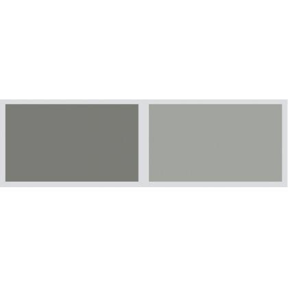 Panou antistropire AluSplash gama Elegance Graphite Grey / Space Silver, 564.64.087, 3300x750 mm, 4 mm grosime, suprafata lucioasa
