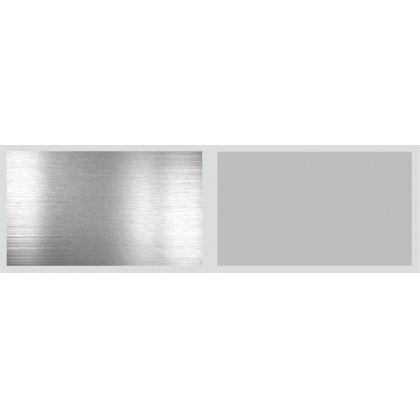 Panou antistropire AluSplash gama Elegance Silver Brushed / Winter Dreams, 564.64.097, 3300x750 mm, 4 mm grosime, suprafata lucioasa