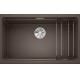 Chiuveta cu montare sub blat BLANCO ETAGON 700-U, silgranit, 70 cm, cafea, 525176