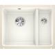 Chiuveta cu montare sub blat BLANCO SUBLINE 350/150-U, alb cristal, ceramica, 60 cm, 523741
