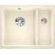 Chiuveta cu montare sub blat BLANCO SUBLINE 350/150-U, magnolia, ceramica, 60 cm, 523742