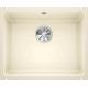 Chiuveta cu montare sub blat BLANCO SUBLINE 500-U, magnolia, ceramica, 60 cm, 523734