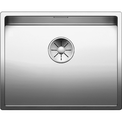 Chiuveta bucatarie BLANCO CLARON 500-IF, inox, 50 cm, 521576