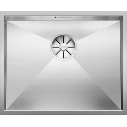 Chiuveta bucatarie BLANCO ZEROX 500-U, inox, 50 cm, 521589