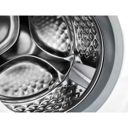 Masina de spalat rufe cu uscator Electrolux PerfectCare 700 EW7WO447W, 7+5 kg, inverter cu magnet permanent, abur, FreshScent, clasa E
