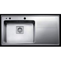 Chiuveta de bucatarie Teka Premium Line Frame 1B 1D Plus