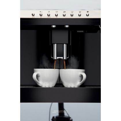 Cafetiera incorporabila Smeg Linea CMSC45, inox