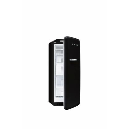 Congelator retro Smeg CVB20RNE1, negru