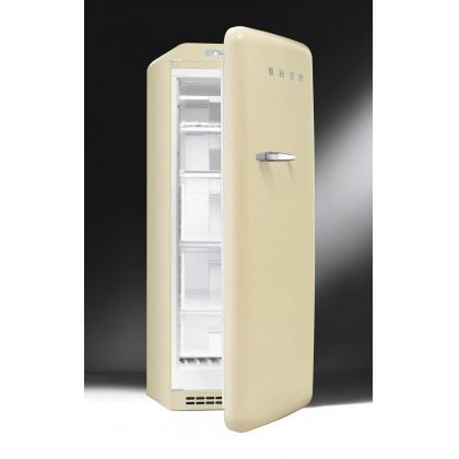 Congelator retro Smeg CVB20RP1, crem