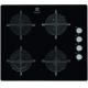 Plita incorporabila vitroceramica pe gaz Electrolux EGT6142NOK, 60 cm latime