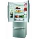 Combina frigorifica cu 4 usi Full No Frost Hotpoint Ariston E4D AA X C, inox, clasa A+, 70 cm latime