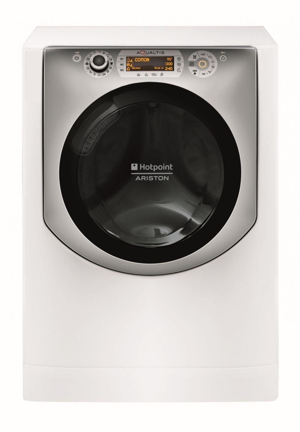 Imagine indisponibila pentru Masina de spalat rufe Hotpoint Ariston Aqualtis AQ83D 29 EU/B clasa A+++ 1200 rpm