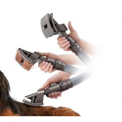 Perie Dyson Groom pentru par de caine, utilizabil cu aspiratoare Dyson