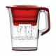 Cana de filtrat apa Electrolux AquaSense EWFLJL3, 2 l, rosu