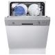 Masina de spalat vase partial incorporabila Electrolux ESI4200LOX, 45 cm latime, 5 programe, clasa A