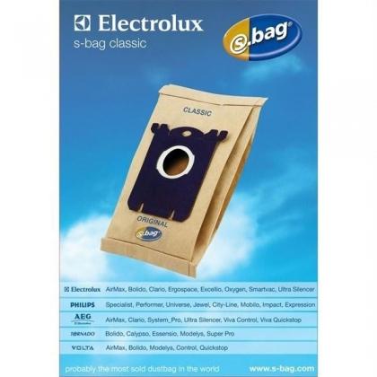 Saci de hartie pentru aspirator Electrolux E200B