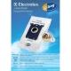 Saci din material sintetic pentru aspirator Electrolux E201B
