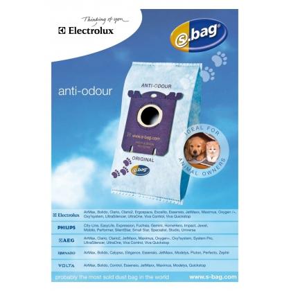 Saci din material sintetic pentru aspirator Electrolux E203B, antiodor