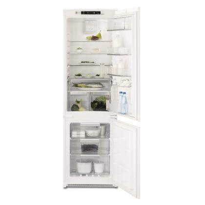 Combina frigorifica incorporabila No Frost Electrolux ENN2853COW, clasa A+