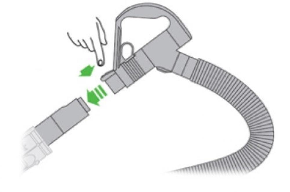 how to clean dyson triggerhead