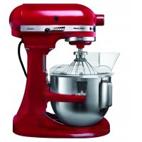 Mixer multifunctional KitchenAid Heavy Duty KIT-5KPM5EER, 0.325 kW, rosu
