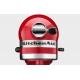 Mixer multifunctional KitchenAid Heavy Duty KIT-5KPM5EER, 0.325 kW, rosu