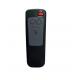 Hota incorporabila telescopica Pyramis Sliding Black TRC, 60 cm, display, touch control, telecomanda