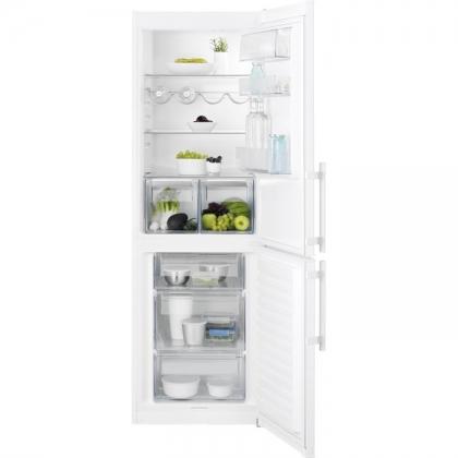 Combina frigorifica statica Electrolux EN3601MOW, 60 cm, clasa A++, alb