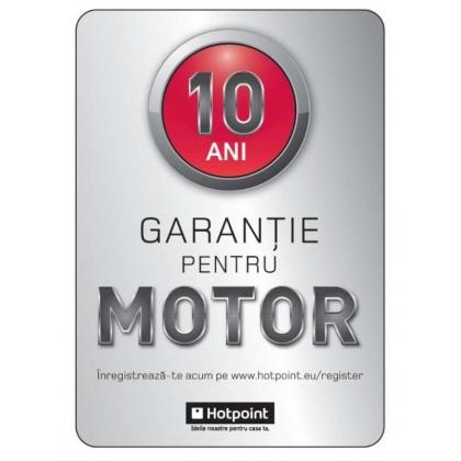 Masina de spalat rufe Hotpoint Ariston Aqualtis AQS73D 29 EU/B, Slim, 7 kg, clasa A+++