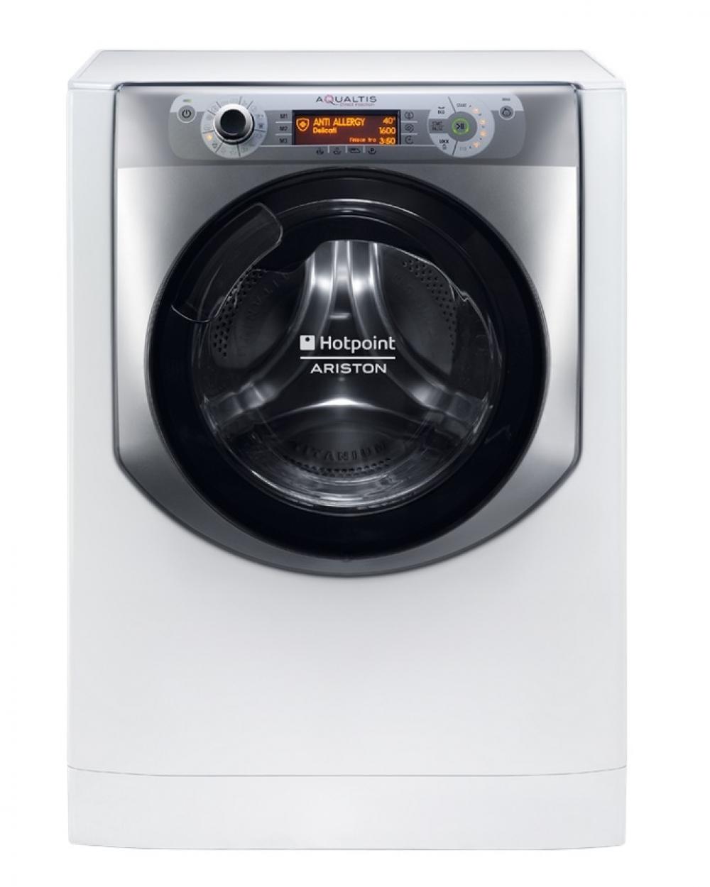 Imagine indisponibila pentru Masina de spalat rufe Hotpoint Ariston Aqualtis AQ105D 49D EU/B 10 kg clasa A+++ Direct Injection