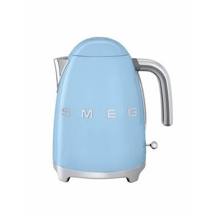 Fierbator de apa Smeg KLF01PBEU, albastru