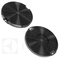Filtru circular de carbon pentru hote Electrolux EFF75