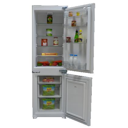 Combina frigorifica incorporabila Pyramis IC3320, ventilat, clasa A+