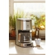Cafetiera Electrolux Expressionist Collection EKF7800, inox, 1080 W, start intarziat 24 h