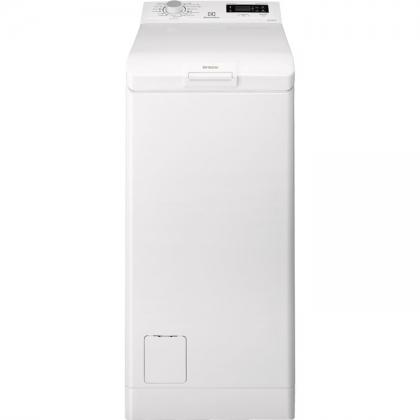 Masina de spalat rufe cu incarcare verticala Electrolux EWT1266ODW, 6 kg, clasa A+++, alimentare apa calda