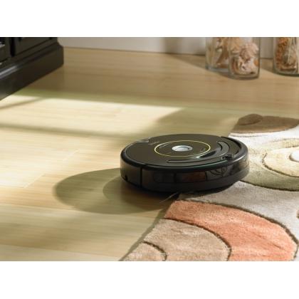 Aspirator inteligent iRobot Roomba 651, Baterie XLife, navigatie iAdapt, perete virtual
